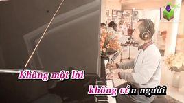 em khong can anh (karaoke) - ho ngoc ha