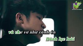 em khong quay ve (karaoke) - hoang ton, yanbi