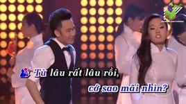 em lua la (karaoke) - duong trieu vu, huong giang