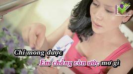 em nho (karaoke) - hong mo