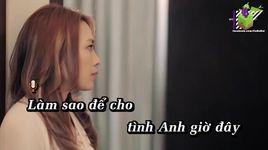 em phai lam sao (karaoke) - my tam