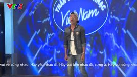 vietnam idol 2016 - tap 2: let's get it on - pham viet thang - v.a