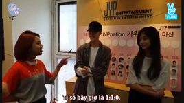 160603 jypnation 'rock, paper, scissors' - mark vs chaeyoung vs tzuyu (vietsub) - got7
