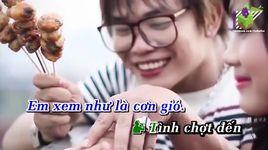 em vo tinh hay gio vo tinh (karaoke) - dong thien duc, ly tuan kiet (hkt)