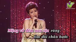 em yeu anh (karaoke) - nguyen hong nhung