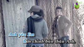 em yeu nguoi khac di (karaoke) - khanh don