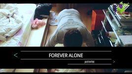 forever alone (karaoke) - justa tee