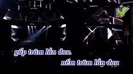 gap tram lan dau remix (karaoke) - luong gia hung