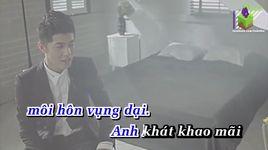 gat di nuoc mat (ballad version) (karaoke) - noo phuoc thinh