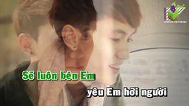 giac mo binh yen (karaoke) - minh vuong m4u, thuy chi