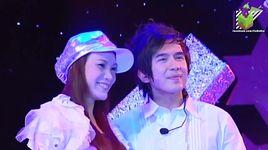 giac mo mau tim (karaoke) - dan truong, ho quynh huong