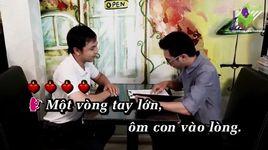 gia dinh nho hanh phuc to (karaoke) - be trieu vy, khanh ngoc, nhat tinh anh
