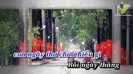 giai dieu tu hao (karaoke) - pham hong bien