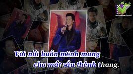 gian hon (karaoke) - quang dung