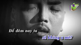 giot buon de lai (karaoke) - hakoota dung ha