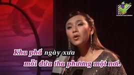 giot buon khong ten (karaoke) - y phung