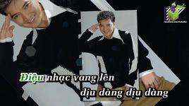 giot nuoc mat cho doi (karaoke) - dam vinh hung
