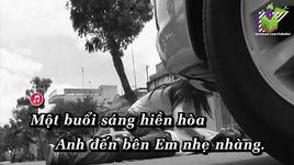 giot nuoc mat mau den (karaoke) - ngo thanh van