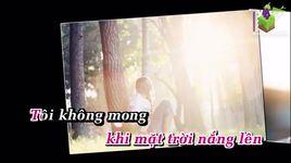 giot suong (karaoke) - my tam