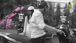 giot suong tren mi mat (karaoke) - minh thuy