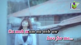giot suong vo hinh (karaoke) - kim tieu phuong