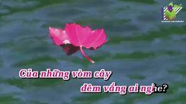 giot thu buon (karaoke) - my linh