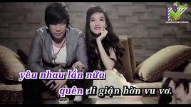 giu lay nhau (karaoke) - dan thuy, khanh phuong