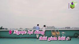 good bye (karaoke) - luu bich, to chan phong