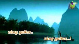 guitar cho ta (karaoke) - le minh son