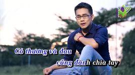 hay quen anh (karaoke) - huynh nguyen cong bang