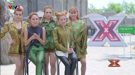 nhan to bi an 2016 - tap 2 lo dien: cham - nhom s girls - v.a