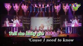 i need to know (karaoke) - dam vinh hung