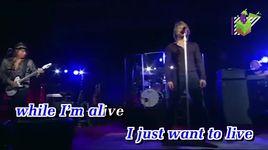 it's my life (karaoke) - bon jovi