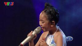 than tuong am nhac nhi 2016 - gala 1: que toi - diep nhi  - v.a