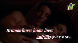 it must have been love (karaoke) - roxette
