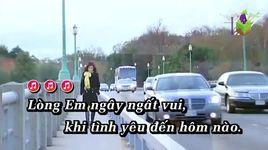 ke dung sau tinh yeu (karaoke) - thuy khanh