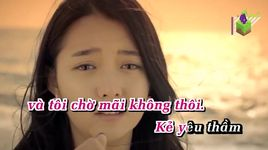 ke yeu tham 2 (karaoke) - my huyen