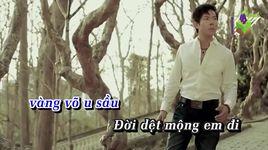 loi thu xua (karaoke) - lam ngoc huynh