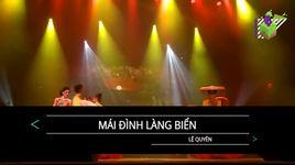 mai dinh lang bien (karaoke) - le quyen