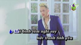 nguoi thu ba (karaoke) - cao thai son