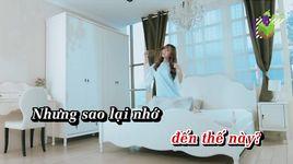 soai ca (karaoke) - bao uyen