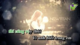 tan bien (karaoke) - trinh thien an, nahy