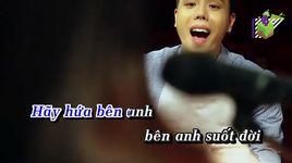 tu khi gap em (karaoke) - trinh thang binh