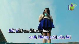 yeu em ma khong dam noi remix (karaoke) - lam chan kiet