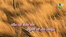 biet on chi vo thi sau (karaoke) - thanh thuy