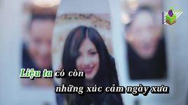 ve (karaoke) - duong tran nghia, lil knight