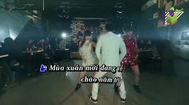 xuan moi da ve (karaoke) - chu bin