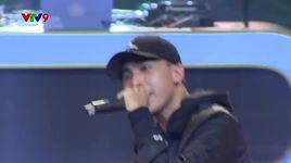 tai nang dj - ngau hung cung rapper - tap 4: rapper 1dee - thi sinh kim d.o.g - v.a