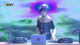tai nang dj - ngau hung cung rapper - tap 4: rapper d.wayne - thi sinh pia - v.a