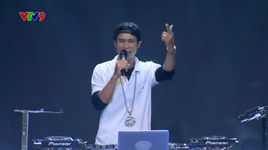 tai nang dj - ngau hung cung rapper - tap 4: rapper d.wayne - thi sinh tan dat - v.a